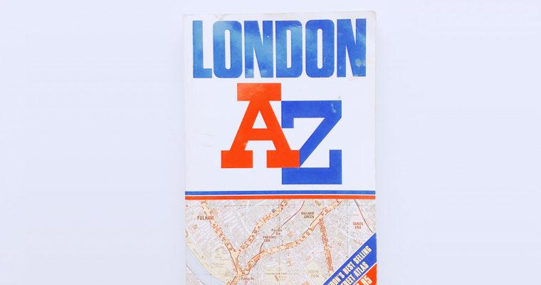 「London AtoZ」 の誕生秘話
