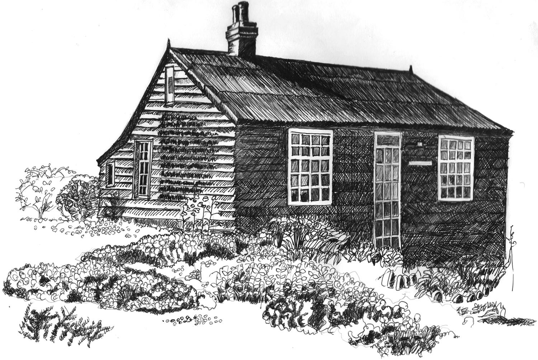 デルク・ジャーマンが晩年まで過ごした、イギリス南東部の街『Dungeness(ダンジネス)』