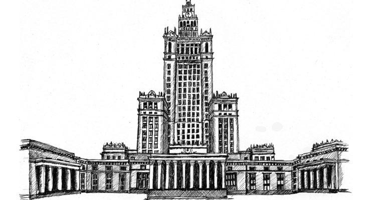 国際ポスタービエンナーレが開催される街、ポーランドの首都『ワルシャワ』