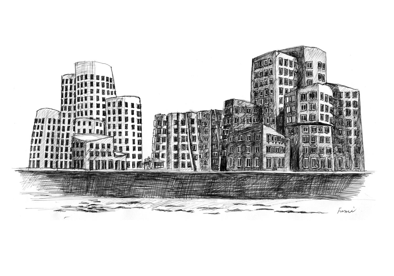 ベッヒャー夫妻、ゲルハルト・リヒター、アンドレアス・グルスキーなどを輩出したアートの街「デュッセルドルフ」