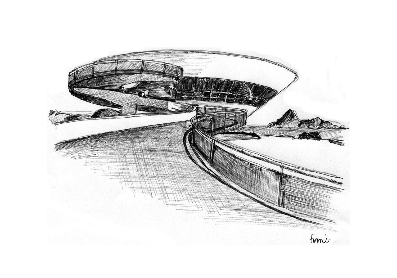 建築家オスカー・ニーマイヤーが生まれた街「リオ・デ・ジャネイロ」
